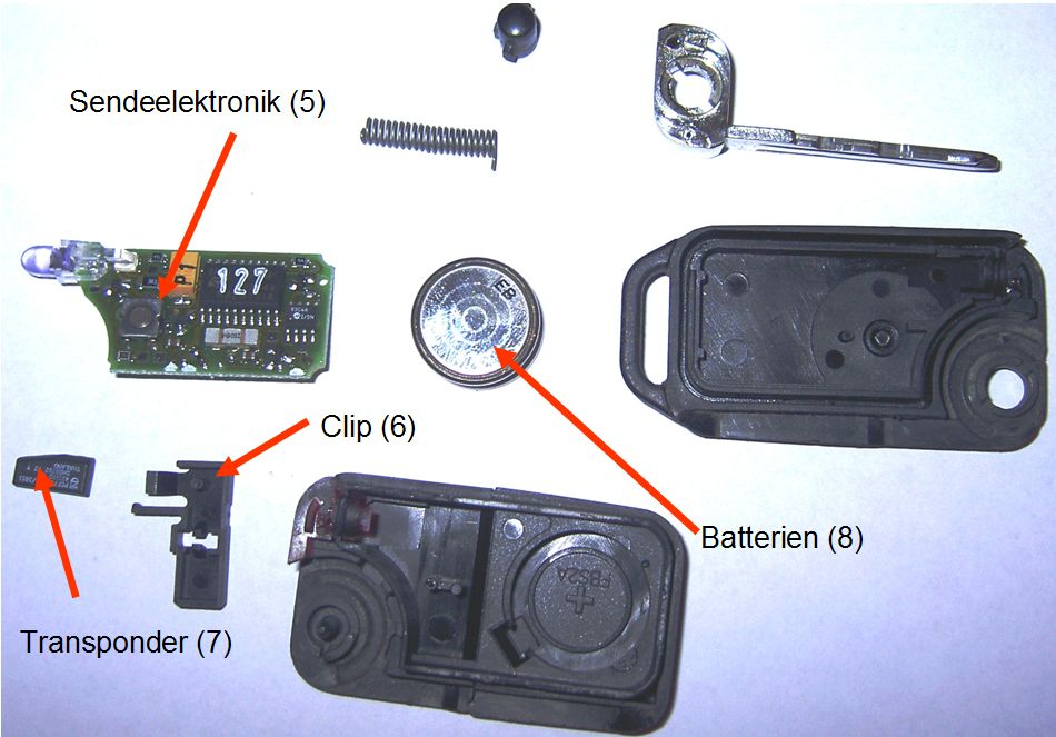 cambio de bateria de mando a distancia slk r170 mercedes. Black Bedroom Furniture Sets. Home Design Ideas
