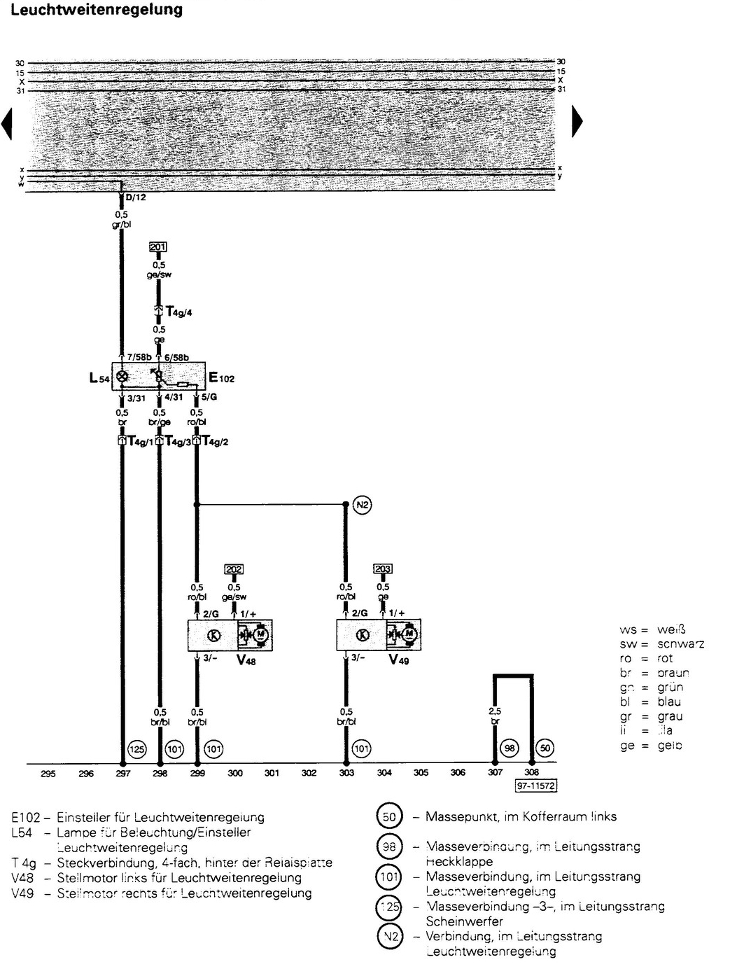 plan f r elektrische lwr 15981 fiat seicento fiat. Black Bedroom Furniture Sets. Home Design Ideas